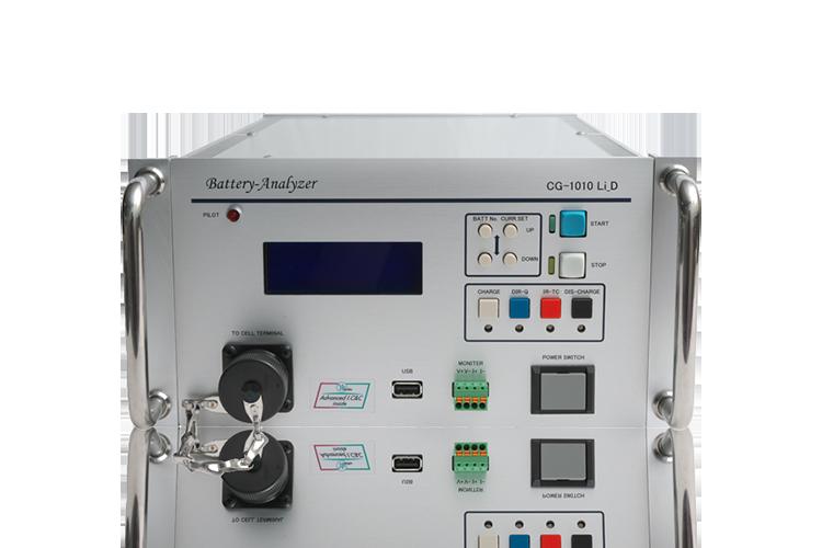 バッテリー診断装置