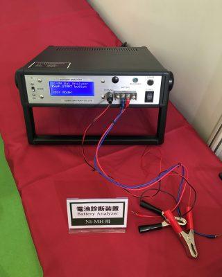 上海電池展示会の様子3