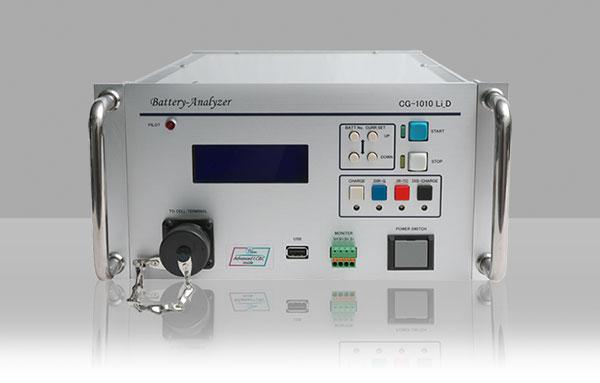 ゴイク電池のバッテリー診断装置
